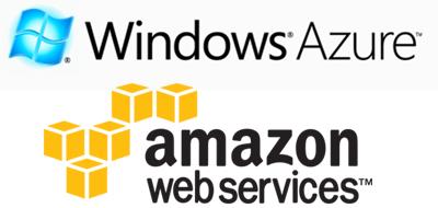 azure-aws-logos